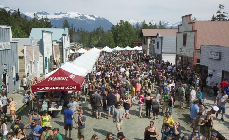 Alaskan Food Festivals & Events