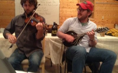 Kluane Mountain Bluegrass Camp 2014